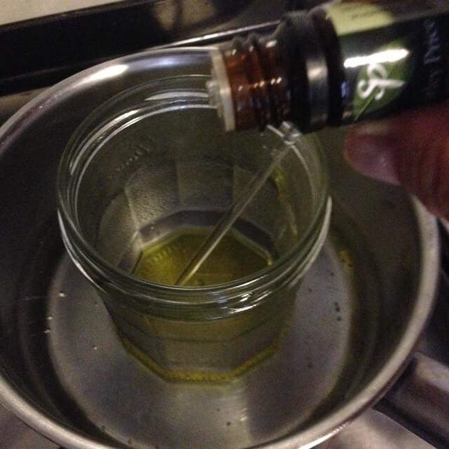 Ringelblumensalbe und ätherische Öle