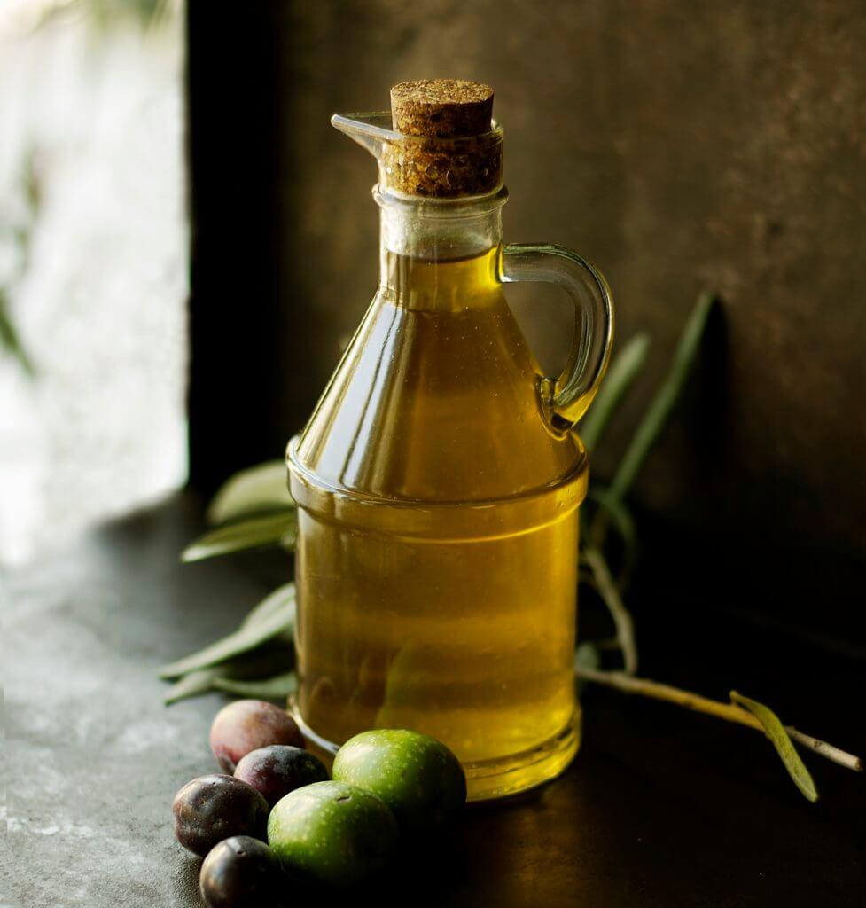 Pflanzenöle mit natürlichem Sonnenschutz