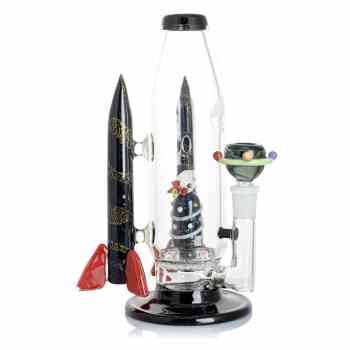 Empire Glass - Galactic Water Pipe