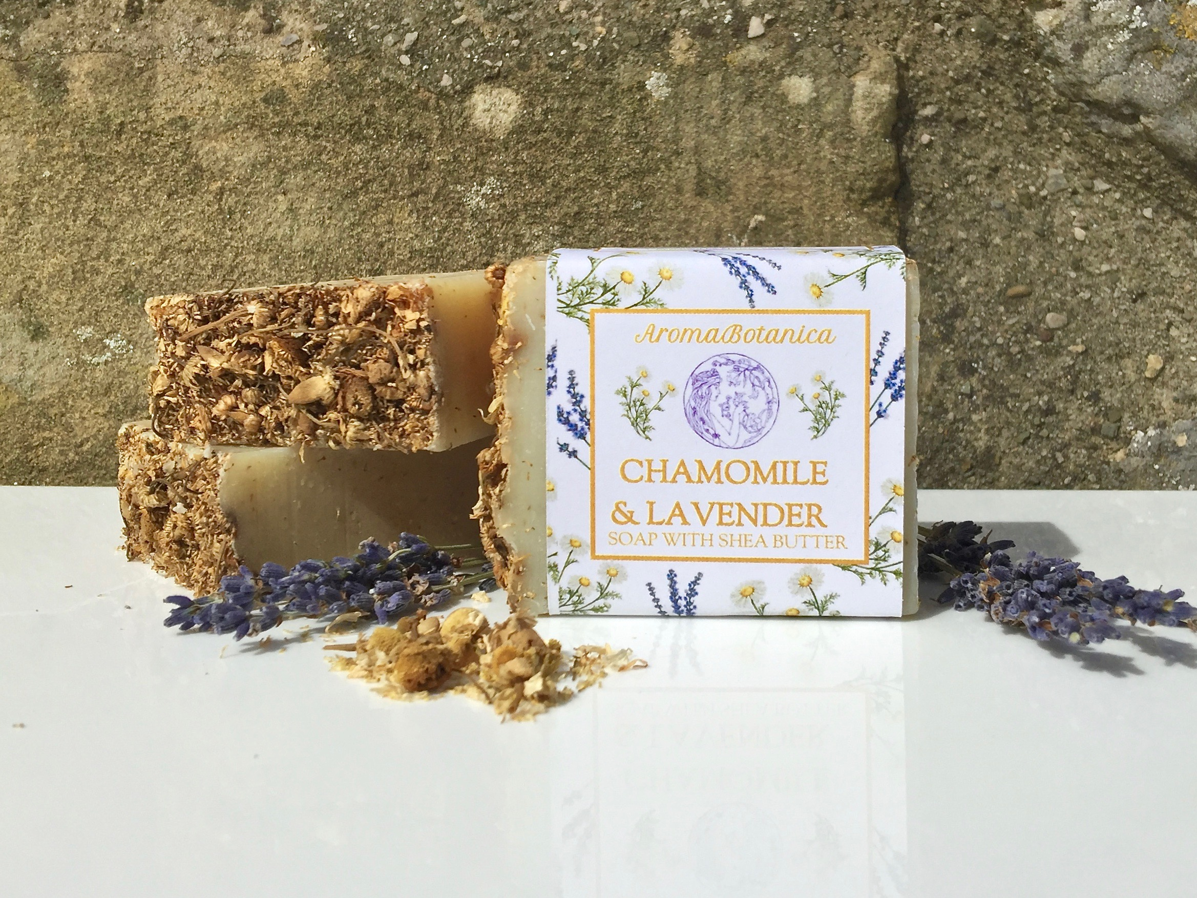 Natures Earth  – Chamomile & Lavender