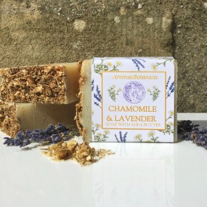 Natures Earth Soap – Chamomile & Lavender