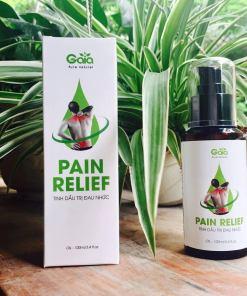 dầu trị đau nhức xương khớp vai gáy pain relief