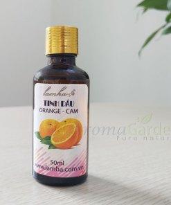 tinh dầu vỏ cam nguyên chất 50ml