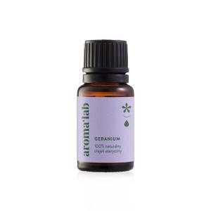olejek geraniowy z geranium