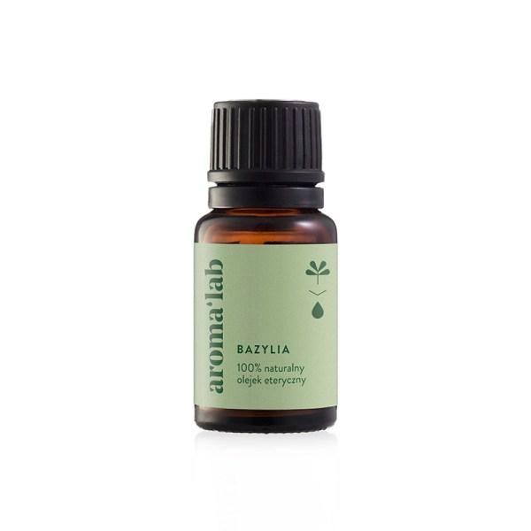 olejek bazyliowy z ziela bazylii