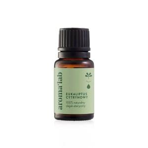 olejek eukaliptusowy z eukaliptusa cytrynowego
