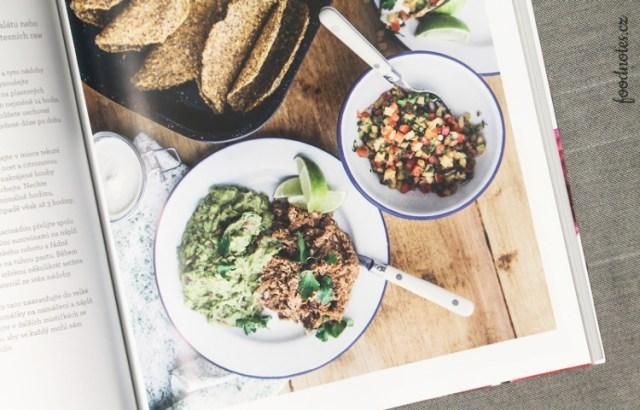 Recenze kuchařky Vaření bez vaření o raw stravě
