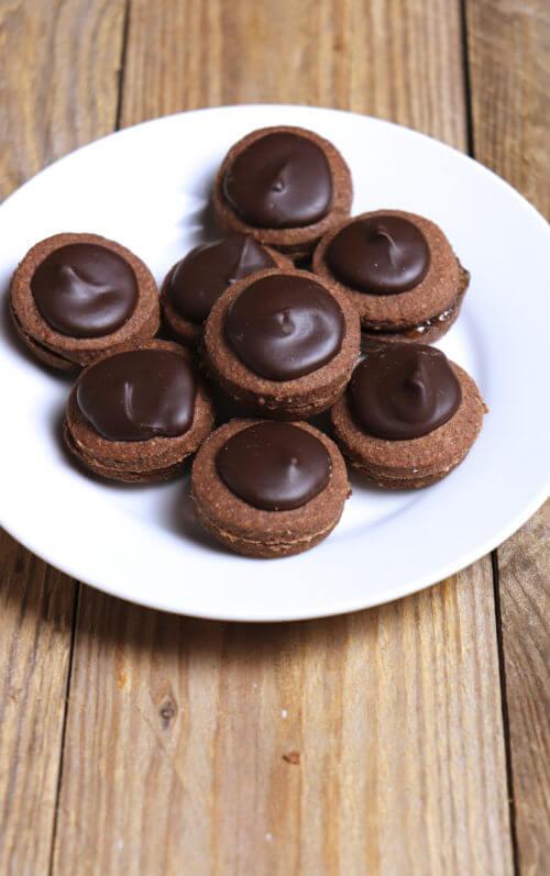 Voňavé čokoládovo-pomerančové dortíčky - recepty s esenciálními oleji