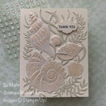 By Su Mohr for GDP273; Click aromasandart.com to go to my blog for details! Featuring: Sand & Sea Suite, Friends Are Like Seashells Stamp Set, Seashells Embossing Folder, Pearlescent Specialty paper, Opal Rounds, Seaside Seashells Dies; #stampinup #shells #shellsoncards #friendsarelikeseashells #seashellsembossing #seaside #jan-june2021 #2021 #handmadecards #handcrafted #diy #cardmaking #papercarfting