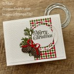 By Su Mohr for cts; Click READ or VISIT to go to my blog for details! Featuring: Painted Labels Dies, Beautiful Boughs Dies, Wreath Builder Dies, Heartwarming Hugs Designer Paper, Tasteful Textile embossing; #christmascards #holidaycards #holiday2020 #wreaths #wreathsoncards #heartwarminghugs #salepaper #pinecones #handmadecards #handcrafted #diy #cardmaking #papercrafting #cardinstruction #beautifulboughs #stampinup