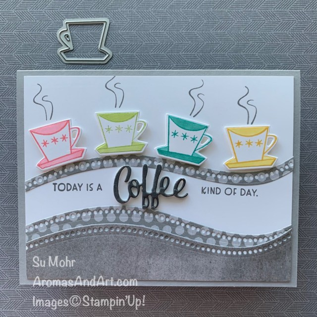 By Su Mohr for GDP267; Click READ or VISIT to go to my blog for details! Featuring: Curvy Dies, Love You More Than Dies, Nothing's Better Than Stamp Set; #coffee #coffeeoncards #nothing'sbetterthan #cury #quitecurvy #curvydies #hotdrinks #handmadecards #handcrafted #diy #cardmaking #papercrafting #cardinstruction #gdp267