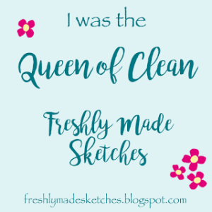 queen of clean - freshly made sketches