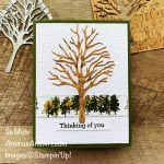 By Su Mohr for PP; Click aromasandart.com to go to my website for details! Featuring: Beauty Of Friendship Stamp Set, Beautiful Trees Dies, Cork Specialty Paper, Timber Embossing Folder, Beauty Of The Earth Designer Paper; #masculinecards #cleanandsimple #quick&easy #cork #beautifultrees #beautyoftheearth #beautyoffriendship #handmadecards #handcrafted #diy #cardmaking #papercrafting #sumohr #aromasandart.com/shop #stamping #stampinup