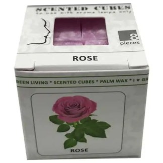 roos, rose, scented cubes, waxmelts, scentchips,