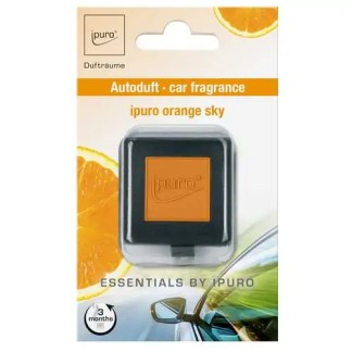 orange sky, ipuro, autogeuren, carscents,