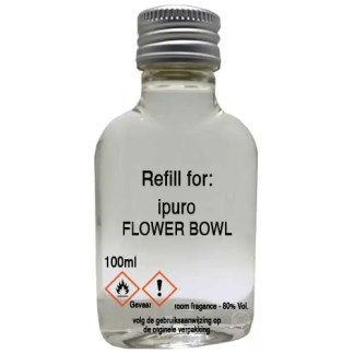 flower bowl, ipuro, refill, navulling, essentials,