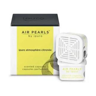 atmosphere citronee, ipuro, airpearls, cupjes,