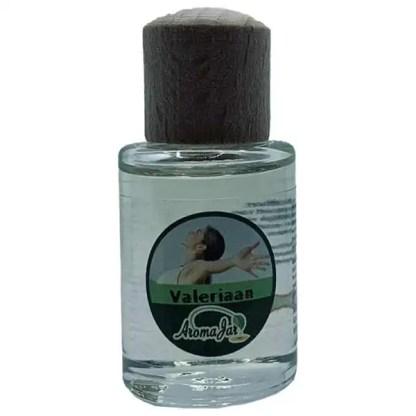 valeriaan, aromajar, diffuserolie, etherische olie,
