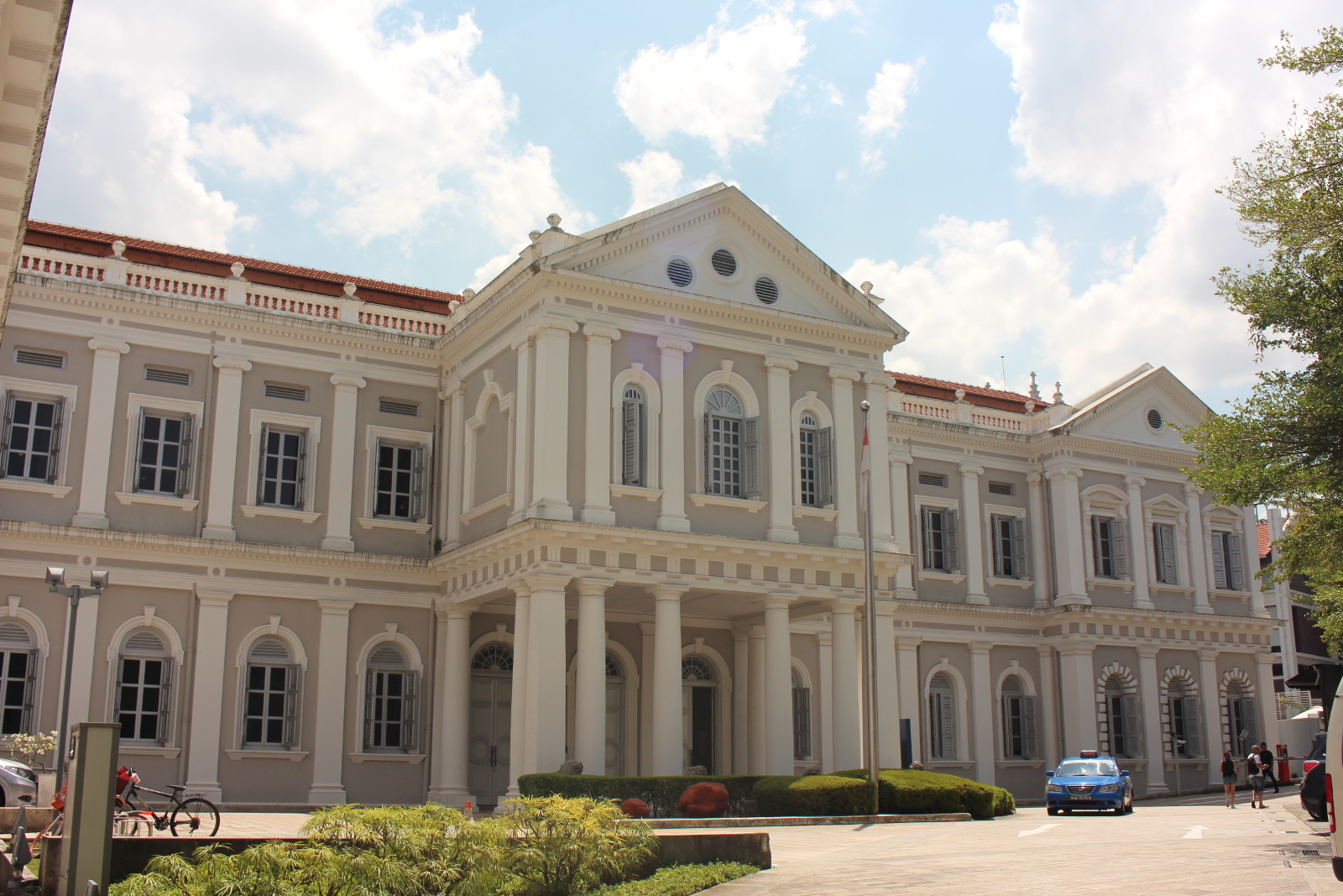The Oldest Museum in Singapore - National Museum of ... on National Museum Of Singapore  id=36944