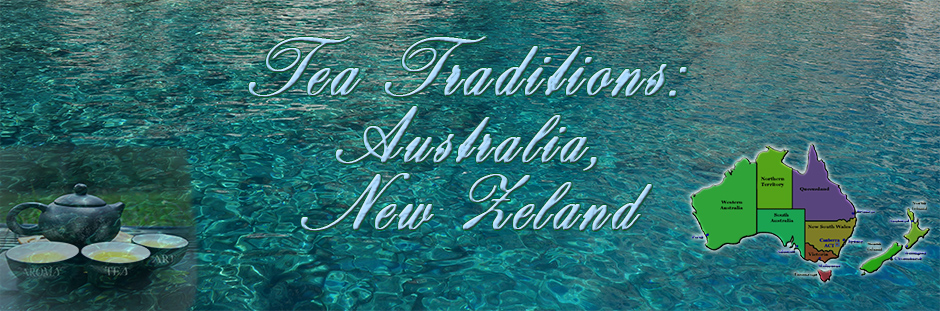 Australia and New Zeland tea traditions