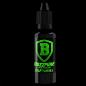 Bozz Liquids und aromatest.de präsentieren die neuen Bozzpure Aromen - FFM / Crazy Monkey / Peach Bullet / Flying Tangerine / Icy Melon
