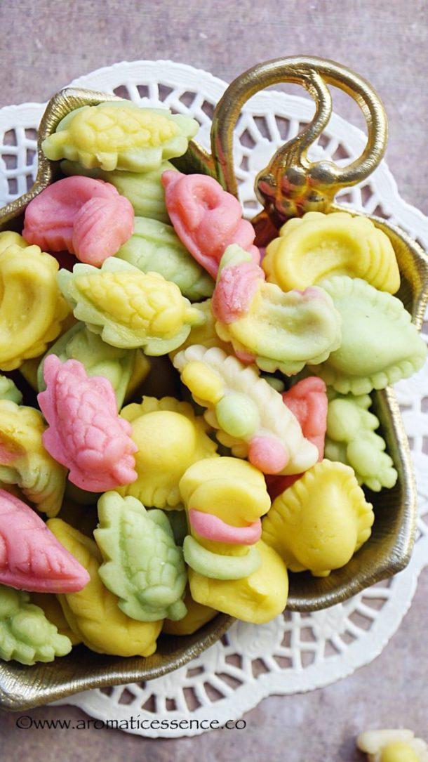 Marzipan Recipe (Eggless & No-Cook)