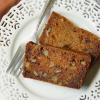Eggless Date & Walnut cake   Date & Walnut Loaf