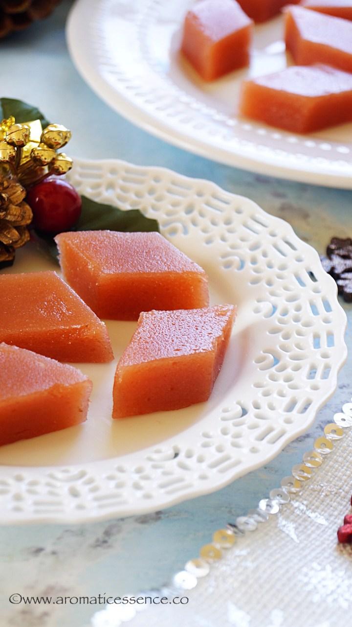 Guava Cheese | Perad Recipe