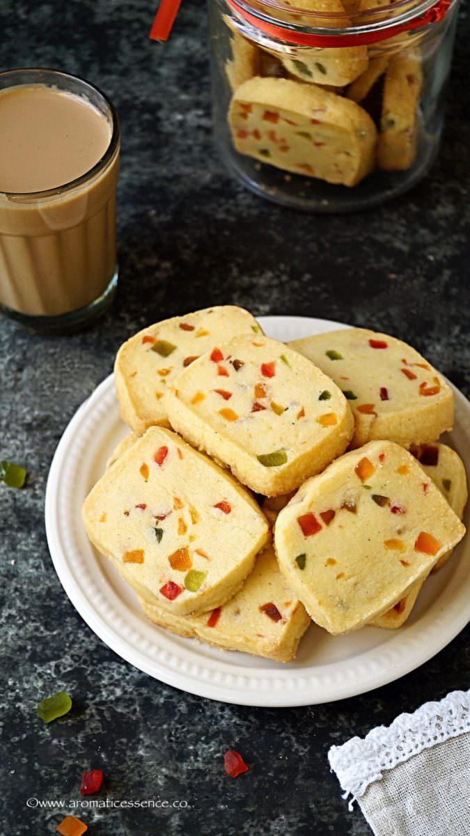 Karachi Biscuits | Fruit Biscuits (Hyderabad Karachi Bakery