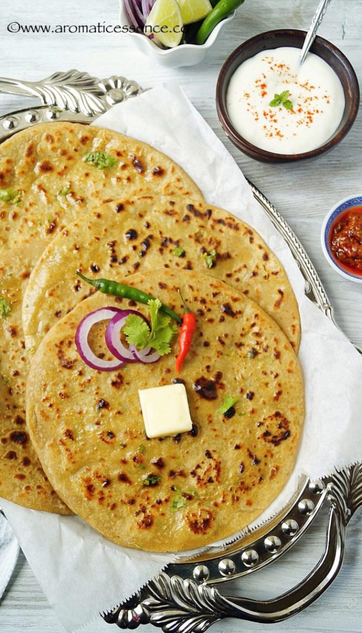 Aloo Paratha | How To Make Aloo Paratha