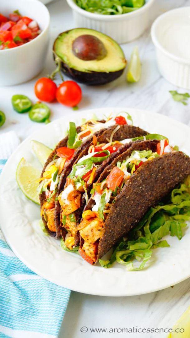 how to make corn tacos