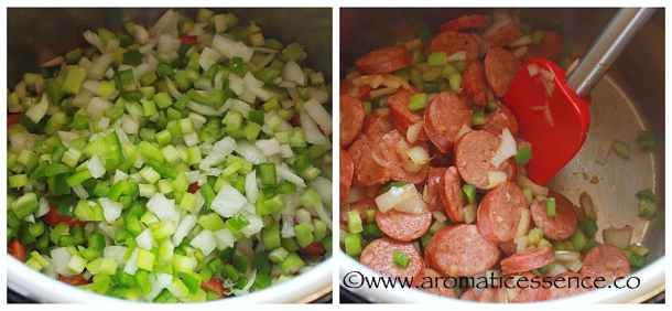 Instant Pot Red Beans And Rice With Sausage Recipe