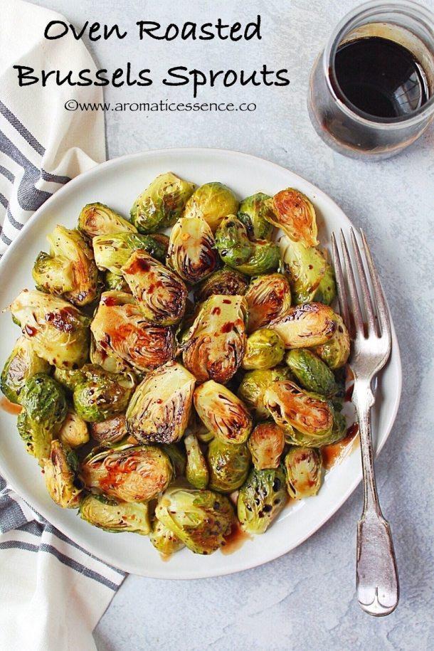 crispy brussel sprouts recipe