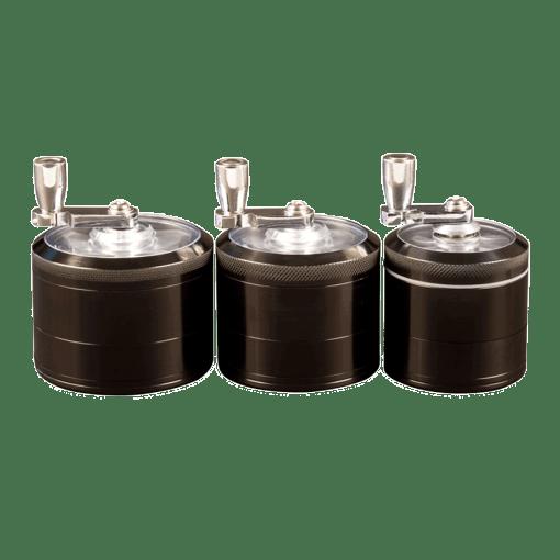aerospaced handle grinder