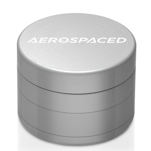 aerospaced silver grinder