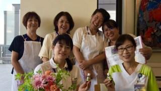 【活動報告】病院でのアロマハンドマッサージ(ボランティア活動)タッチングと緩和ケア