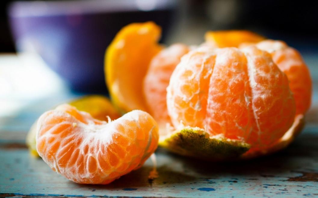Aceite esencial de mandarina – citrus reticulata