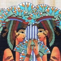 Agapanto africano, el lirio del Nilo o Flor del amor de los egipcios