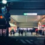 南武線武蔵中原駅