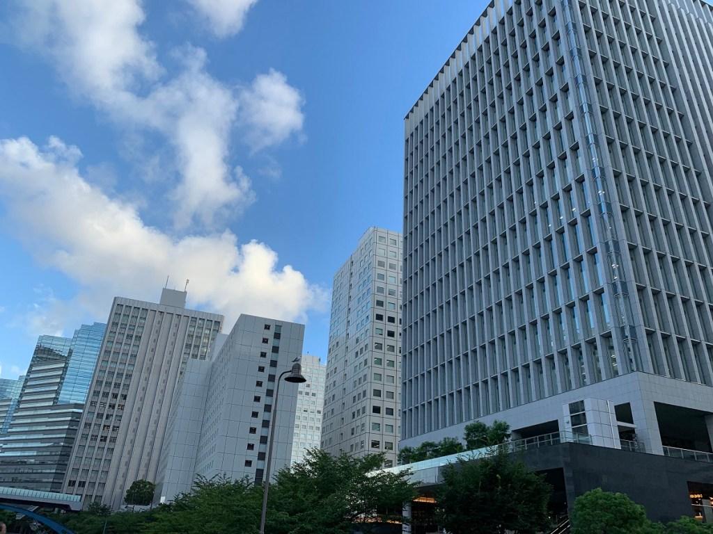 大崎センタービル、ニューオータニイン大崎、大崎ニューシティ