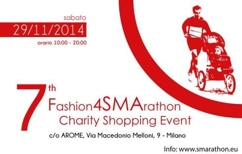 Evento Fashion 4SMArathon 2014