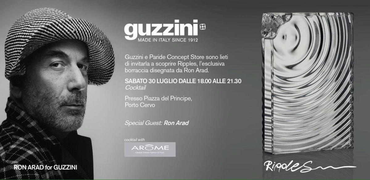 Ron Arad for Guzzini.