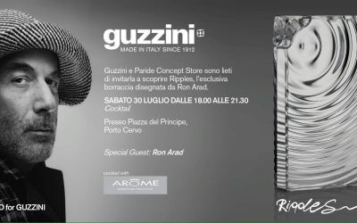 Ron Arad for Guzzini.