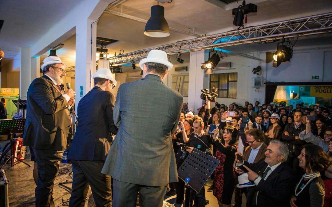 "Da Arome l'evento di networking ""One night in Puglia"""