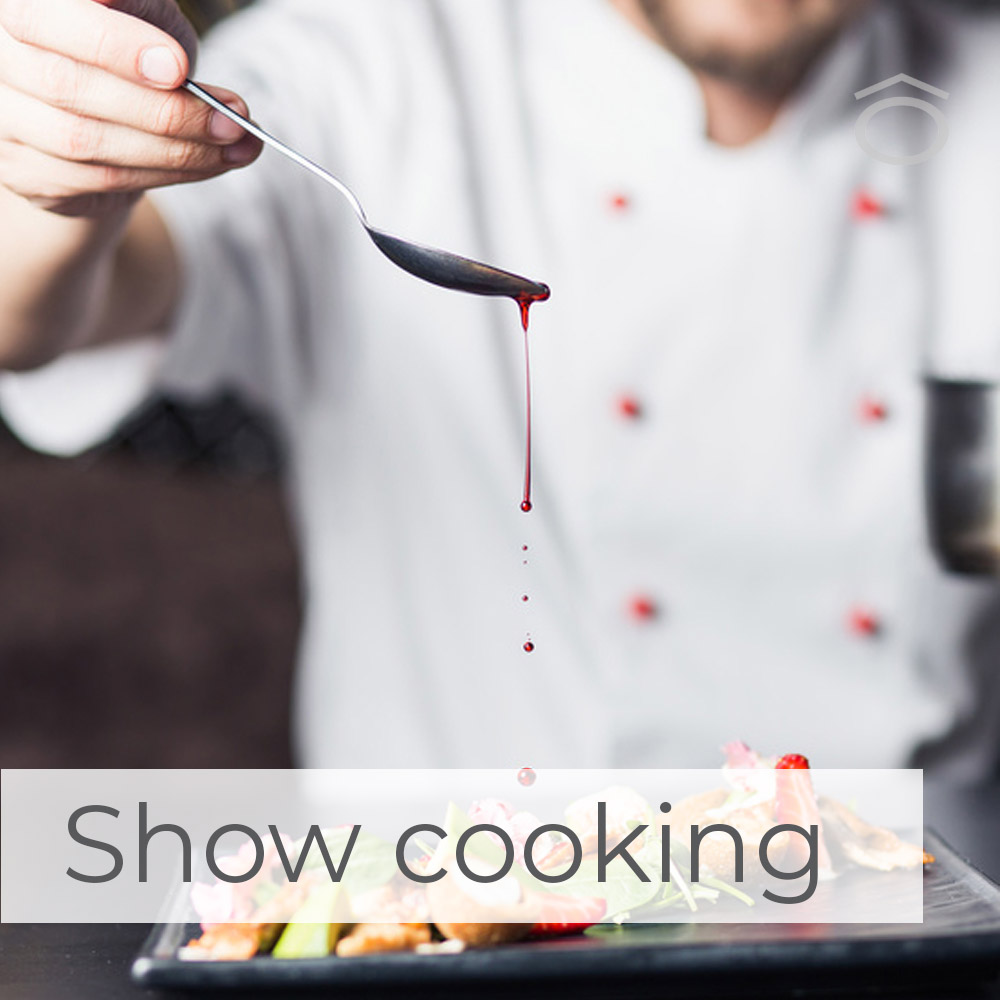 AROME_SHOW_COOKING