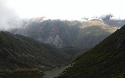 Ruta Fueyos-Pico Rubio-Monasterio de Hermo (Asturias)