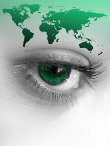 Eye vision world global longterm sustainable