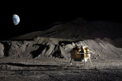 Astrobotic atterrisseur lunaire