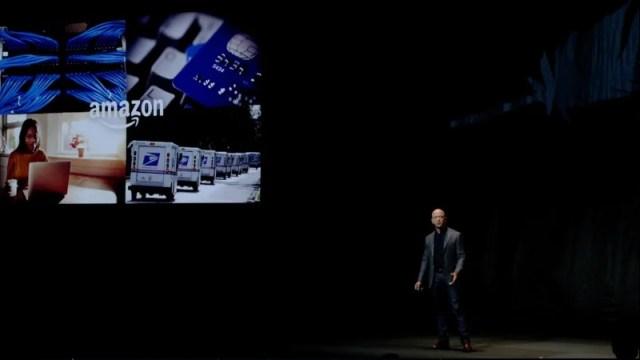 amazon Blue Origin