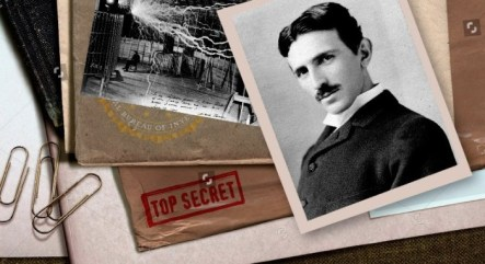 Documents Top Secrets de Nikola Tesla